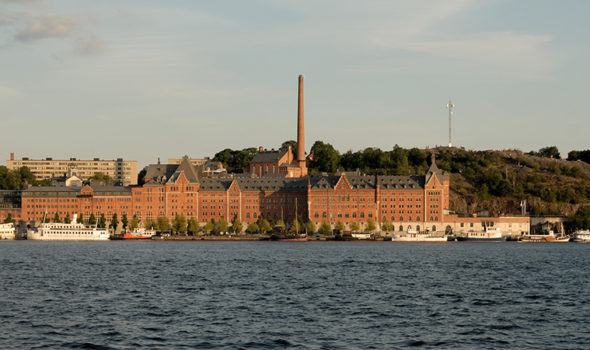Münchenbryggeriet i Stockholm. Foto: Peter Haas via Wikimedia Commons