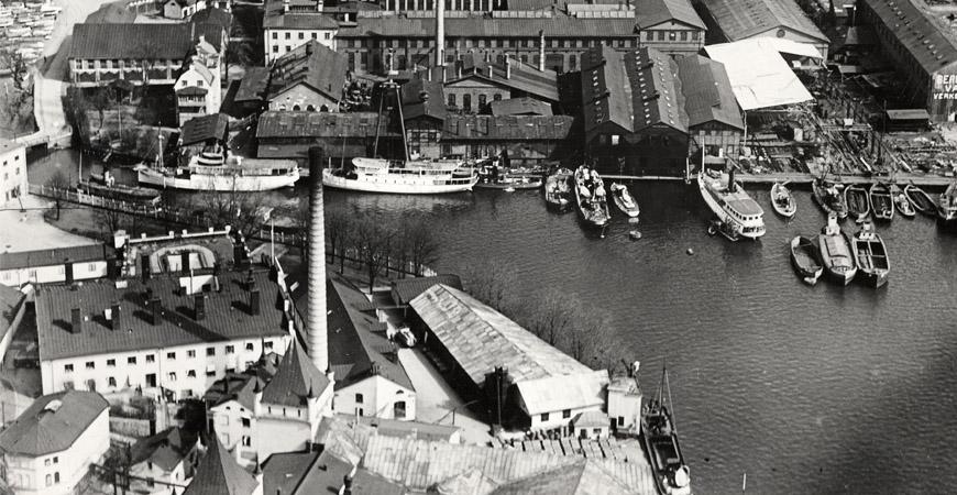 Radio CfN #6: Reimersholme spritfabrik