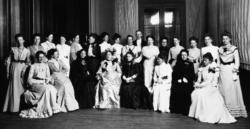 Nytt museum om kvinnornas historia