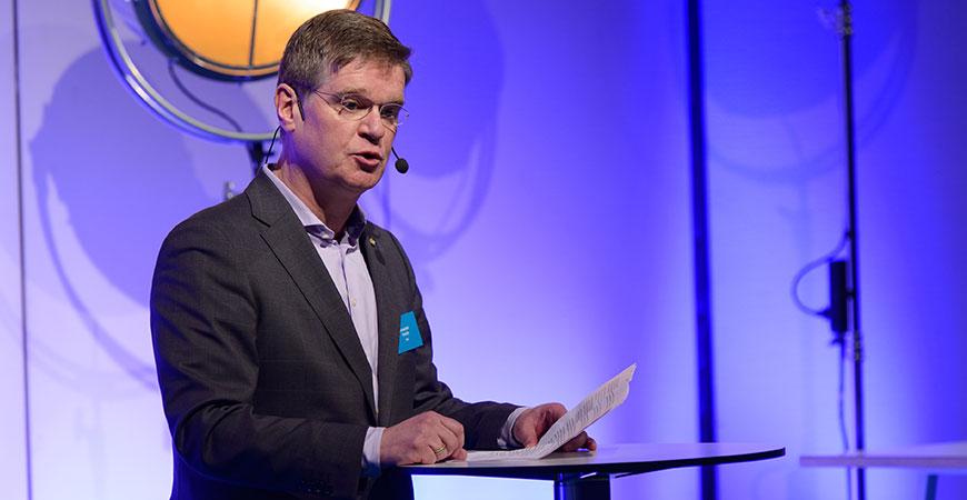"""Alexander Husebye, VD på Centrum för Näringslivshistoria, berättar om """"history marketing"""" och värdet av att använda sin egen företagshistoria"""