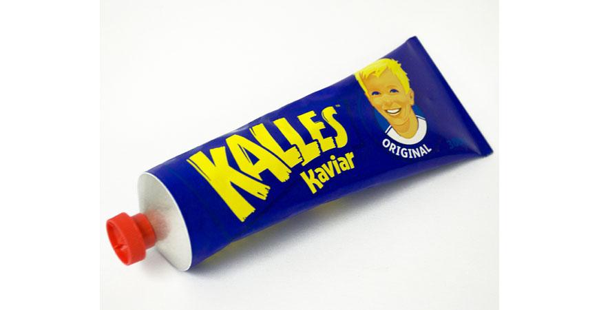 Norrman bakom Kalles Kaviar