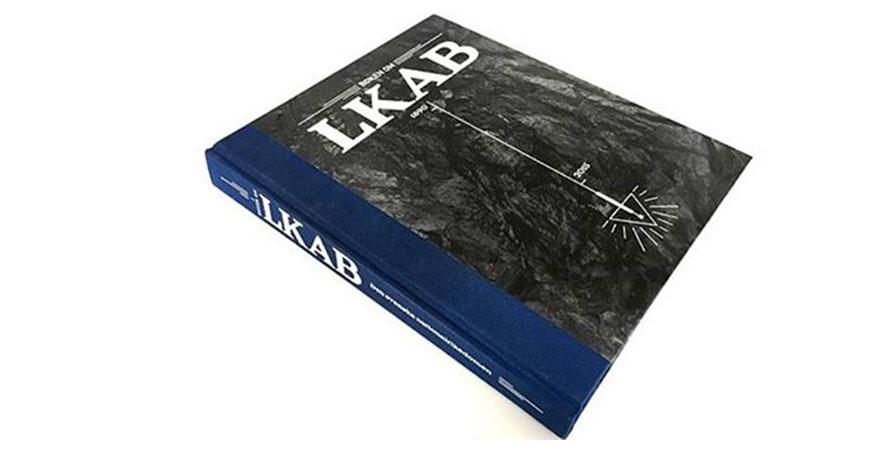 """""""Boken om LKAB"""", producerad av Centrum för Näringslivshistoria på uppdrag av LKAB"""