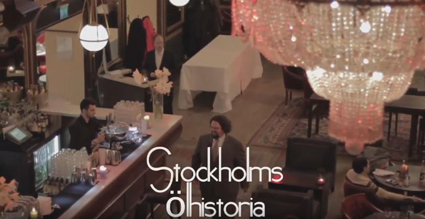 Edward Bloms Stockholm #5: Bryggeriernas historia