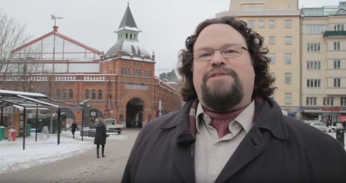 Edward Bloms Stockholm #6: Stockholms torg och saluhallar