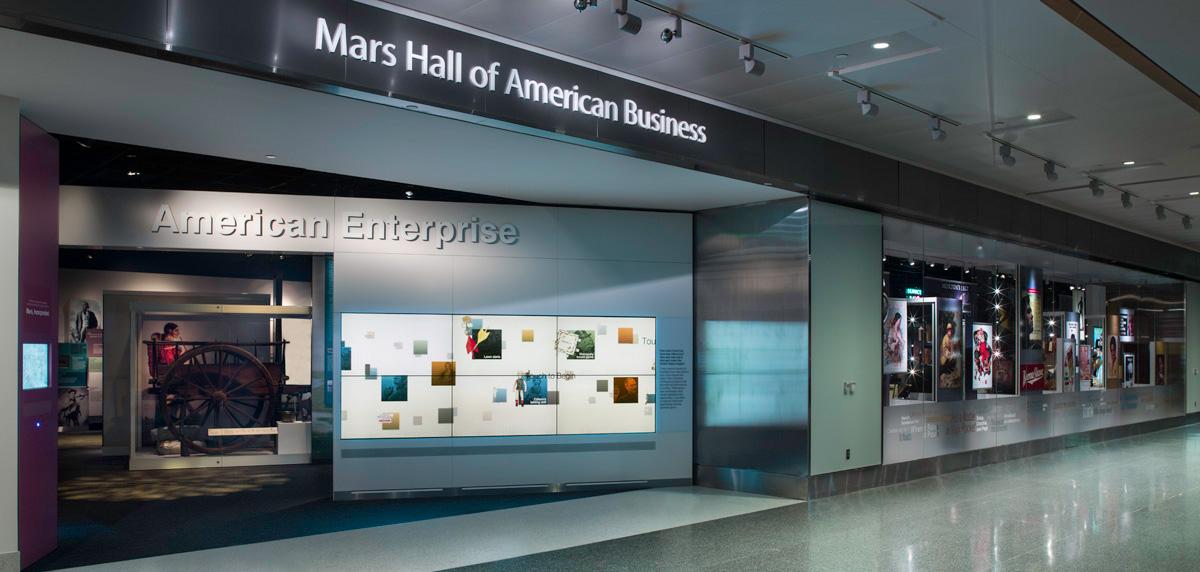 Företagshistoria på Smithsonian