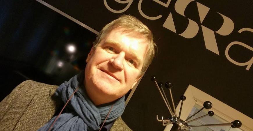 Alexander Husebye i Sveriges Radio