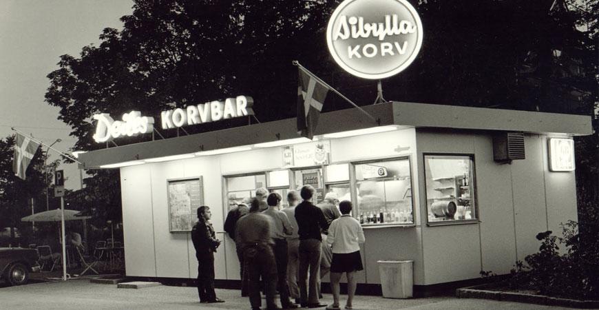 Korvkioskkultur från Örebro