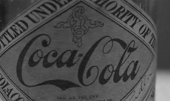 Skärmdump från Coke100.se. Fotot tillhör Coca-Cola Company