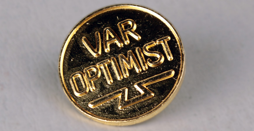 Arkivfavoriter: Var optimist!