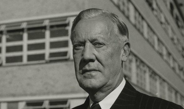 Axel Wenner-Gren. (Bild ur Ericssons företagsarkiv hos Centrum för Näringslivshistoria.)