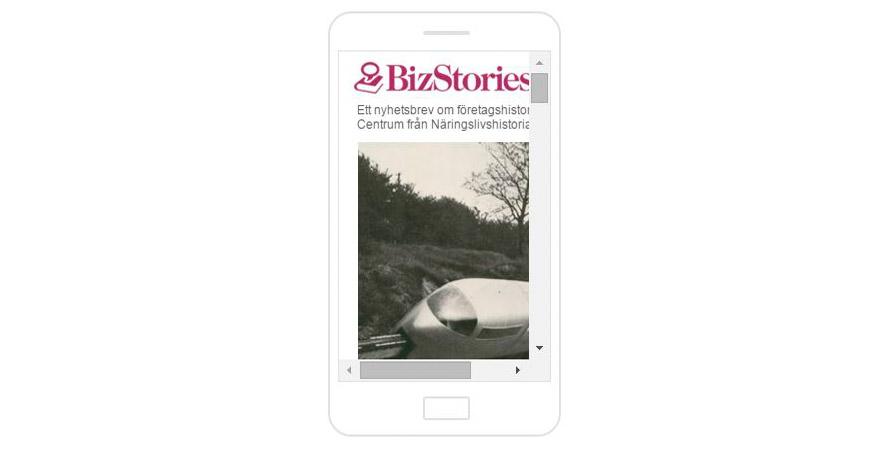 Nyhetsbrev med det bästa från BizStories!
