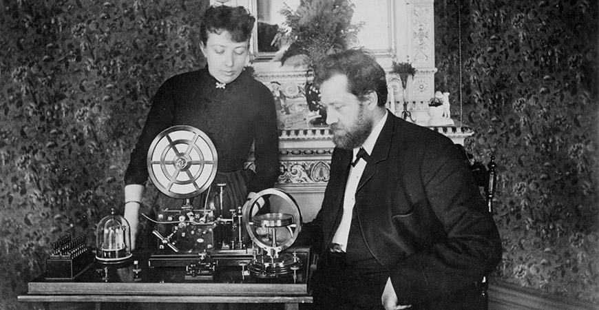 140 år sen: Ericsson startar på en bakgård