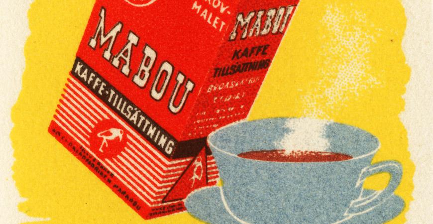 Marabous lyckade kaffesurrogat