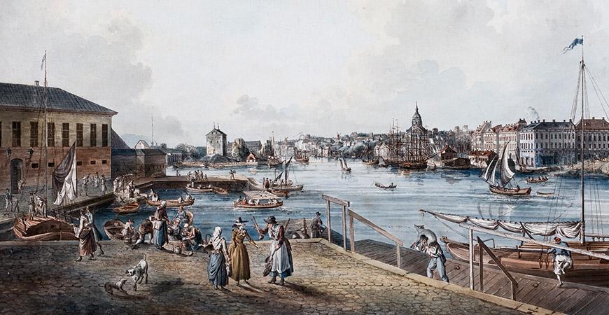 Stockholm skriver historia #2