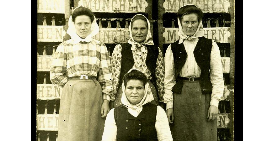 Boomen gjorde 1800-talets kvinnor till företagare