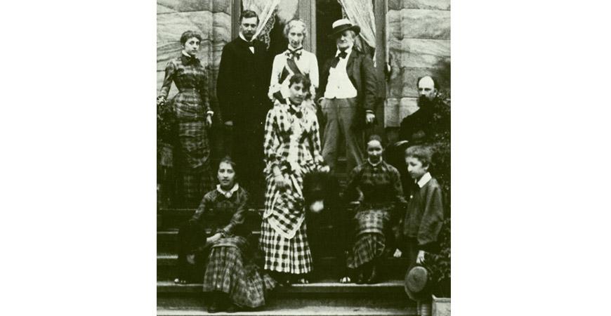 Familjen Wagner - företagande sedan 1882