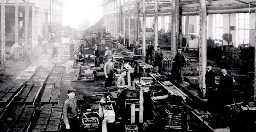 Industrialismen - när Sverige blev rikt