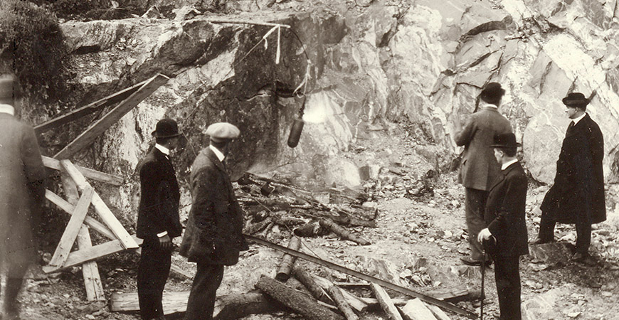 1912: Gustafs pris och prövning