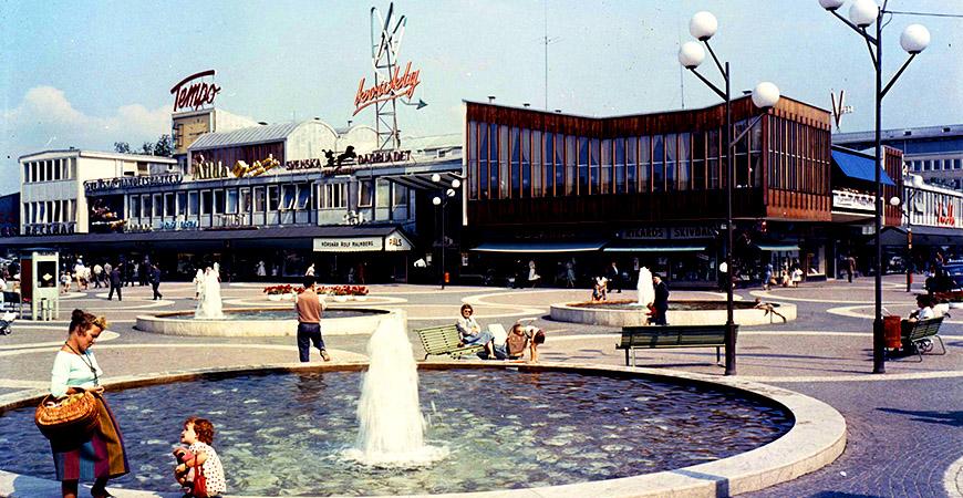 Svenska bostäders historia i bild
