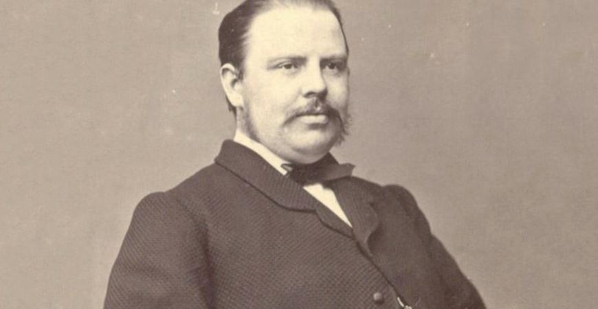 L.O. Smith - affärsman och geni