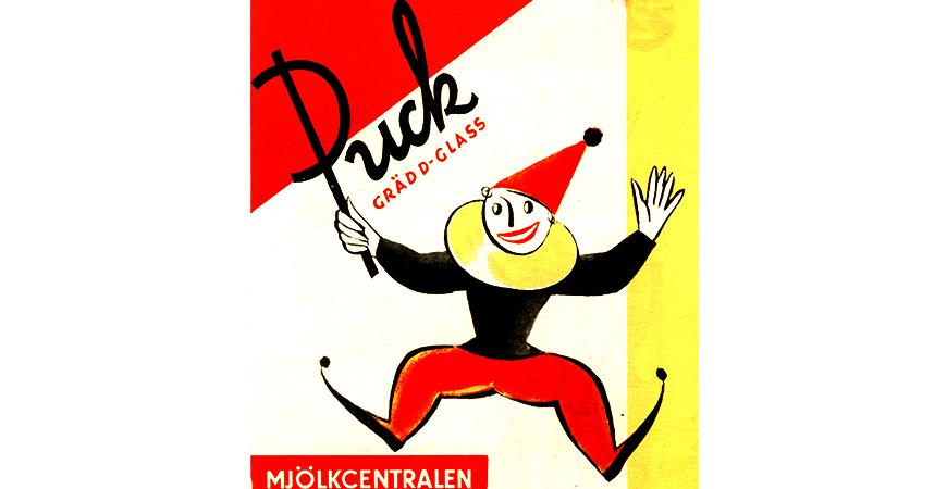 Puck- Sveriges första pinnglass