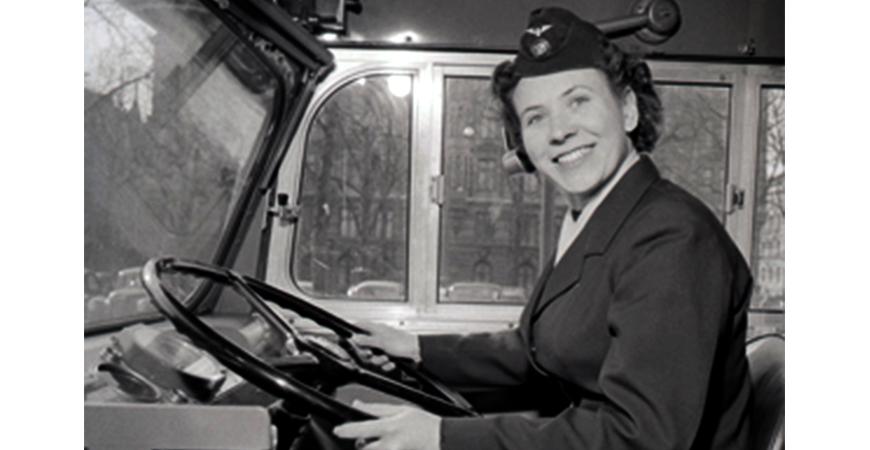 Margit Claesson - pionjär