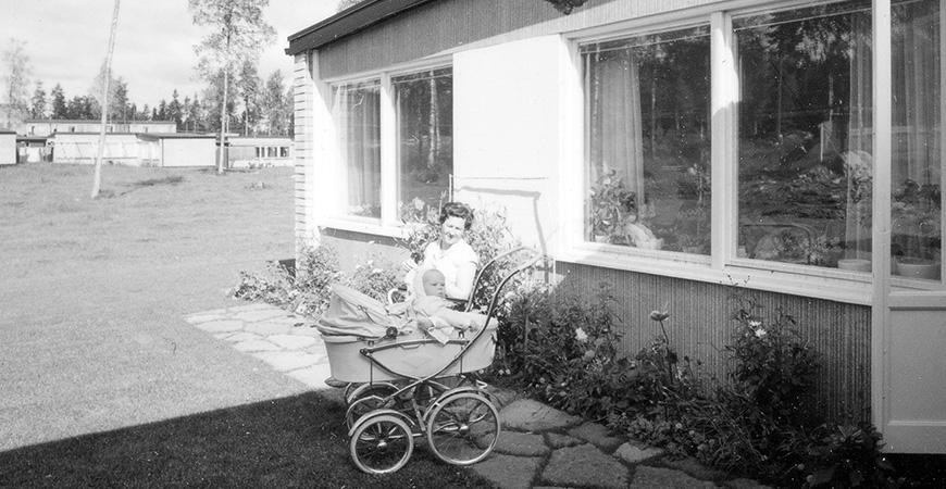 En svensk barnvagnsklassiker