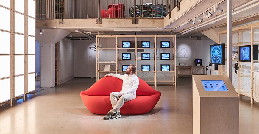 IKEA visar upp historiska visioner från förr