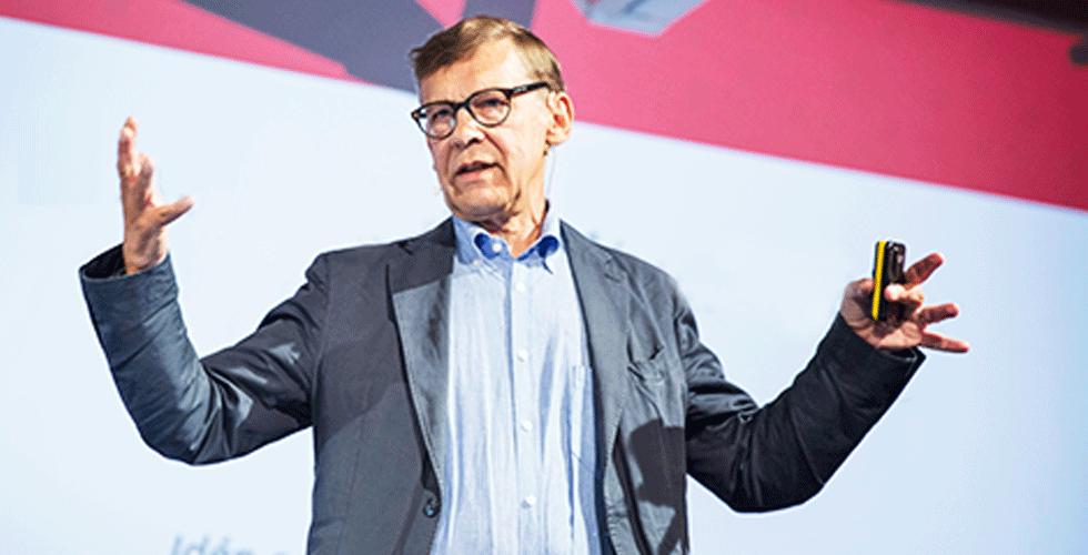 Anders Johnson får Näringslivshistoriska priset 2019
