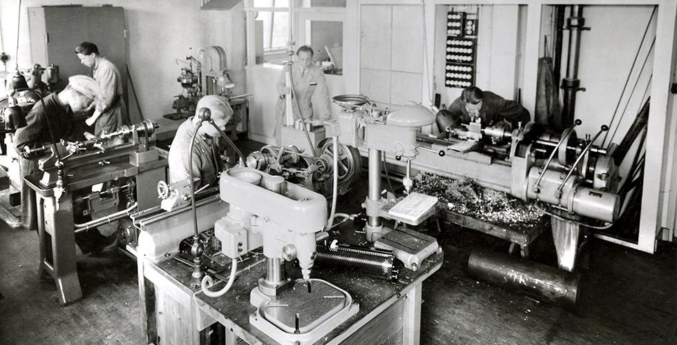 IVAs forskningsstation - en startup hub från 1944