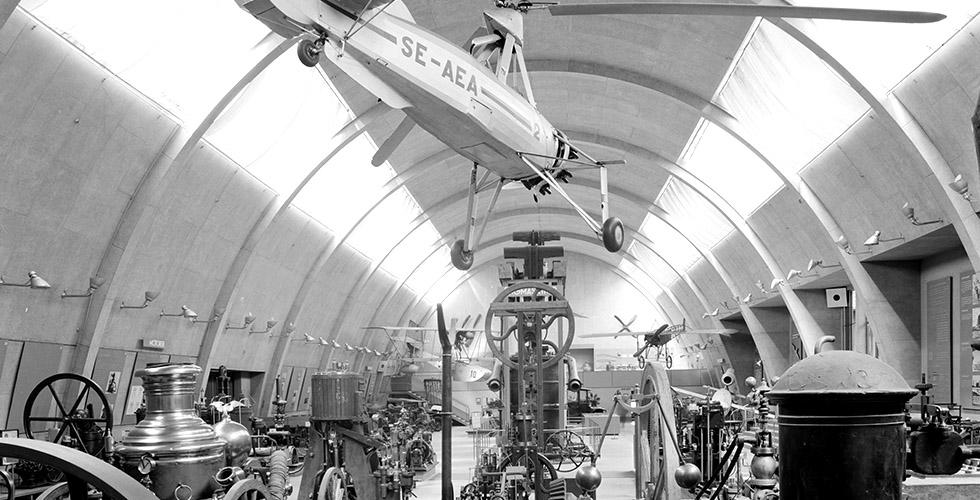 Hand i hand med Tekniska museet