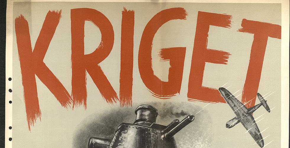 Ransonering och brist på arbetskraft i andra världskrigets Sverige