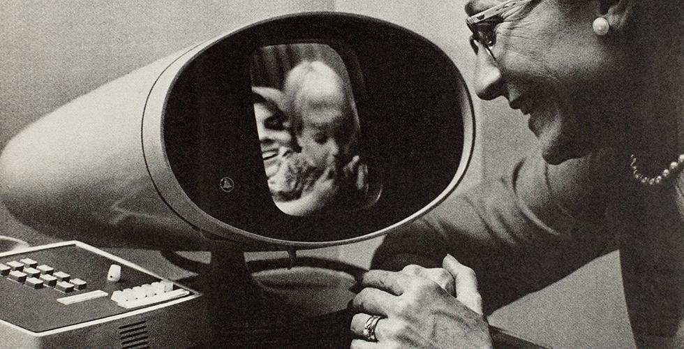 Den första videotelefonen