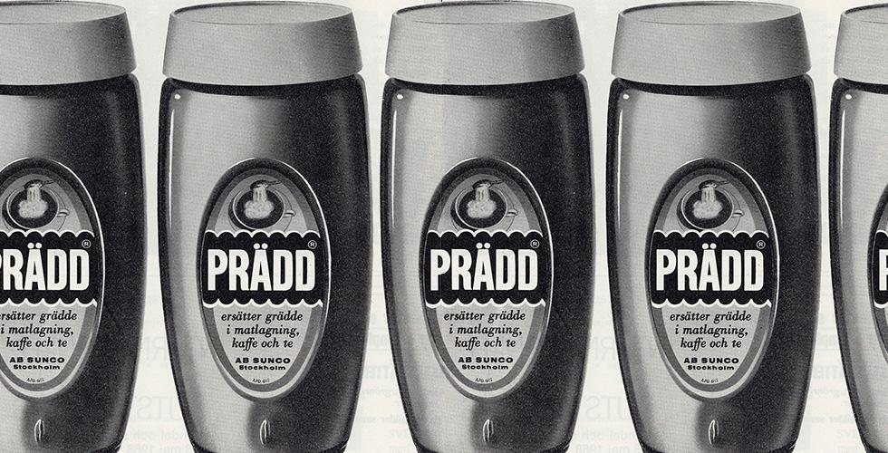 Prädd – lika bra i kaffet som i tvättmaskinen