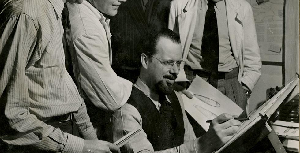 Udda föremål: Ralph Lysells glasögon