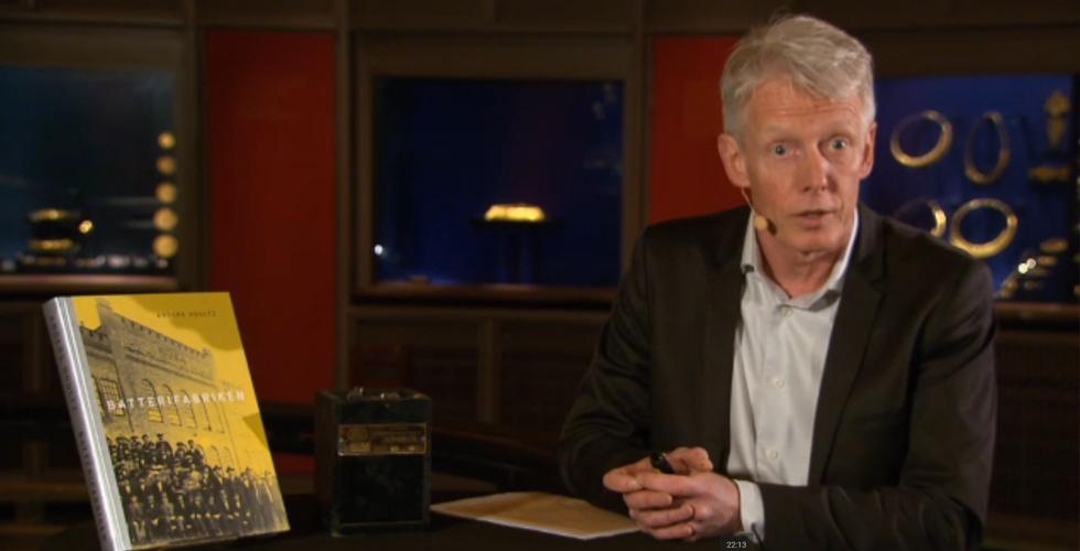UR Samtiden: Waldemar Jungner och den första svenska elbilen