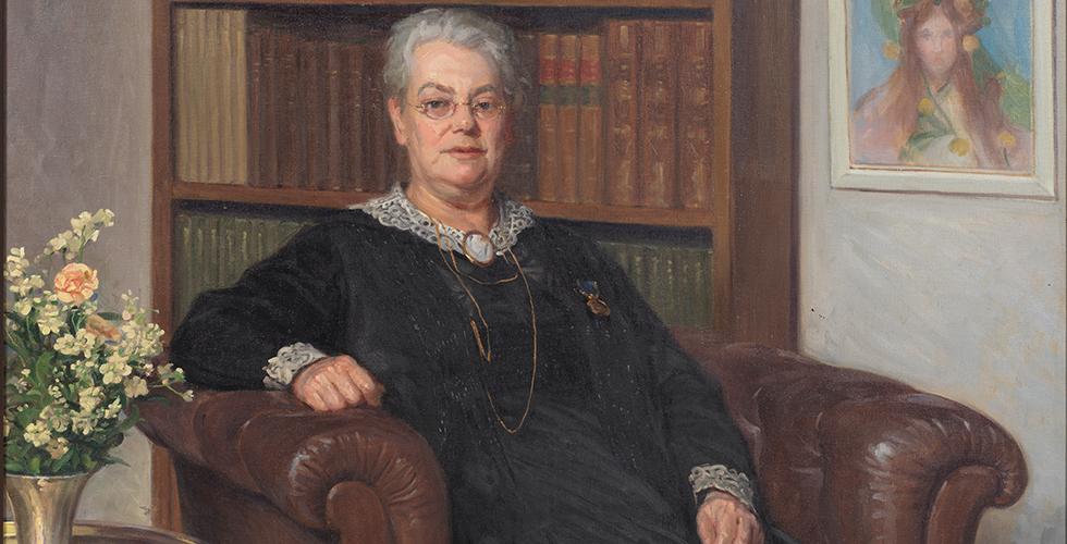 Podd: Anna Whitlock – Reformpedagog och rösträttsledare