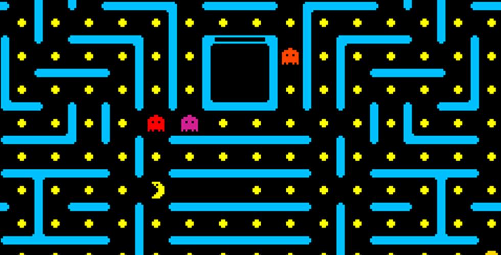 Pac-Man fyller 40