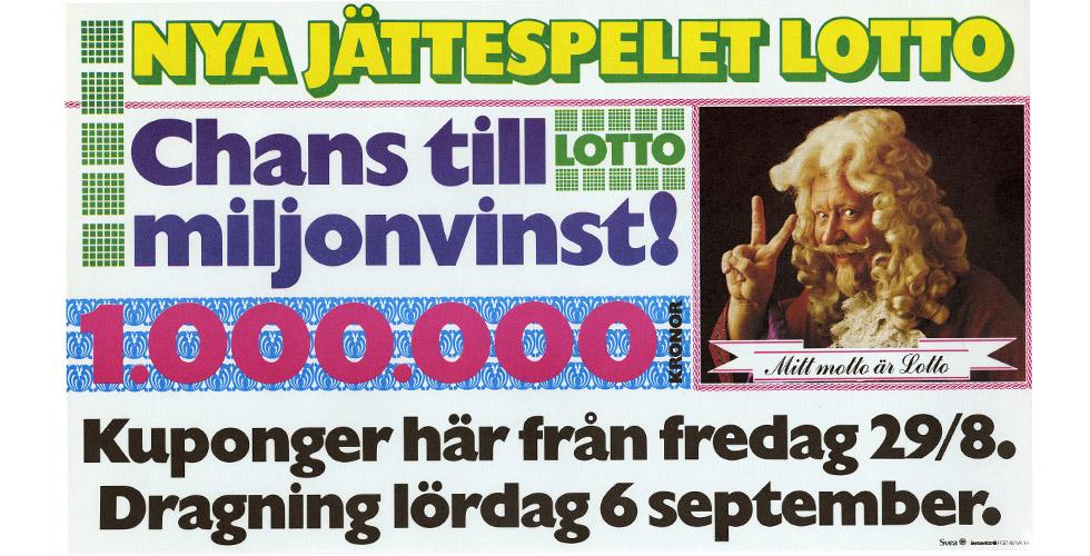 Lotto 40 år