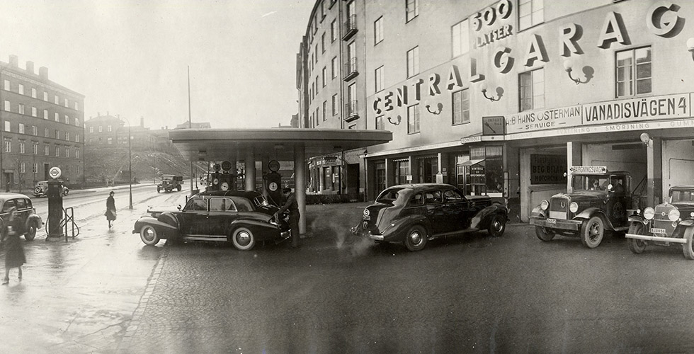 Bildspecial: Ostermans bilar