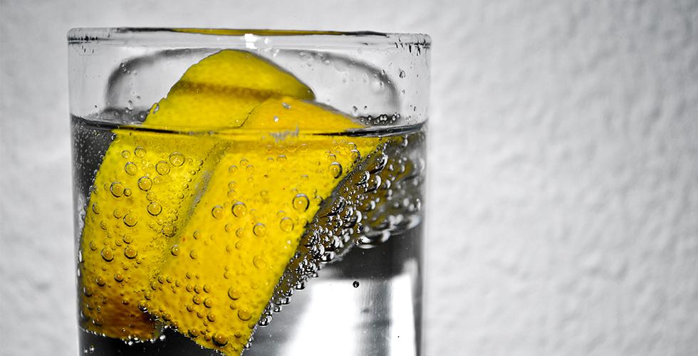 Lucka 21: Mineralvatten
