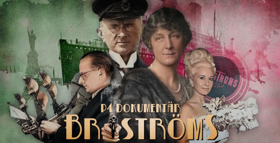 Redarfamiljen Broström - missbruk, mord och farliga förbindelser