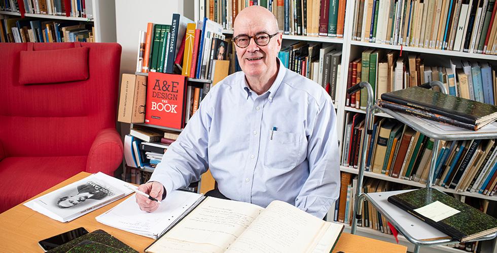 Politikern och industrimannen Arvid Lindmans liv under lupp