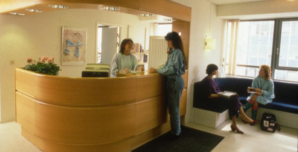 En uppstickare inom vård och omsorg