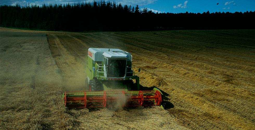 Jordbrukets teknikrevolution