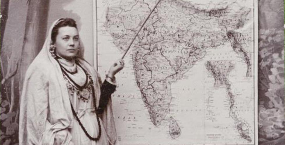 UR Samtiden: Mathilda Strömberg Hamilton - Indiskas grundare