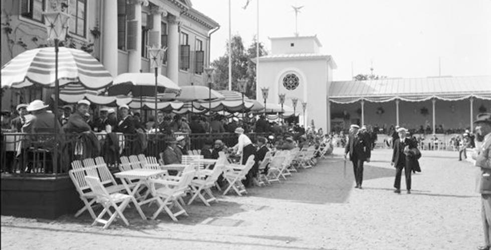 Göteborgs restaurangdrottning Judith Karlander